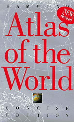9780843711783: Hammond Atlas of the World