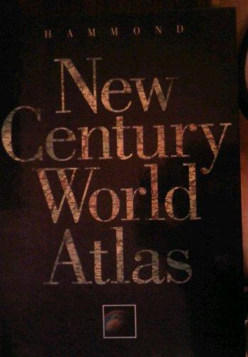 9780843711967: Hammond New Century World Atlas