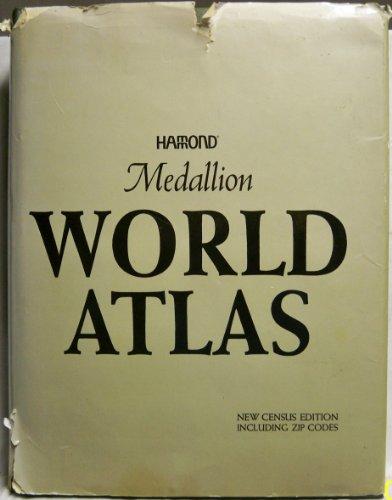 Hammond Medallion World Atlas: Incorporated, Hammond