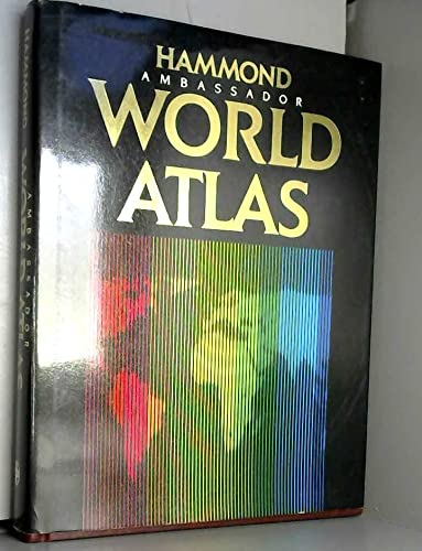 9780843712445: Hammond Ambassador World Atlas