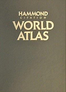 9780843712582: Citation world atlas