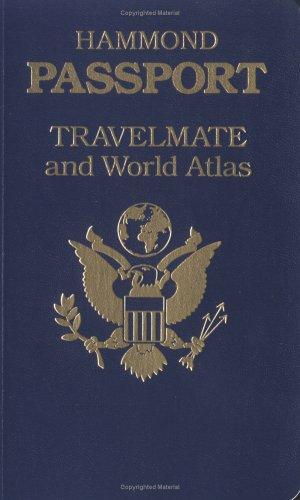 9780843712759: Hammond Passport Travelmate and World Atlas (Hammond Passport Travelmate Atlases)