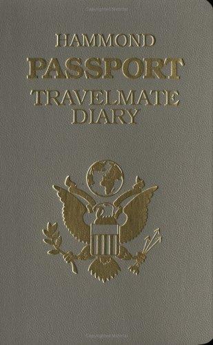 Hammond Passport Travelmate Diary (Hammond Passport Travelmate Atlases): Hammond