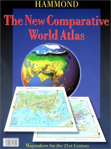 9780843713794: The New Comparative World Atlas (Hammond New Comparative World Atlas)