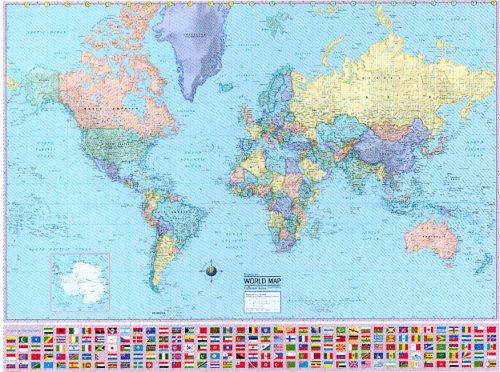 9780843714739: World Hammond Collectors Map (Hammond Collectors Series)