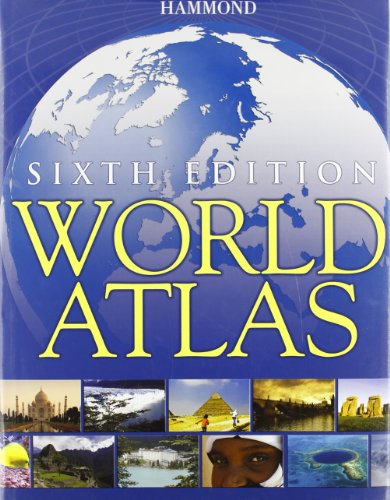9780843715606: Hammond World Atlas Sixth Edition (Hammond Atlas of the World)