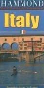 9780843715651: Italy 1:800,000 Travel Map (Hammond International (Folded Maps))