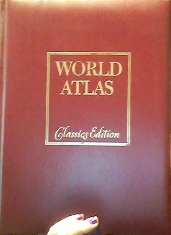 9780843716085: World Atlas