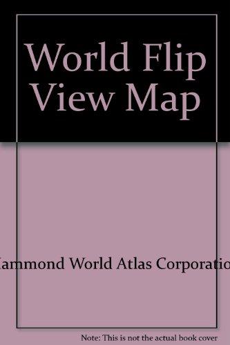 9780843718706: World Flip View Map