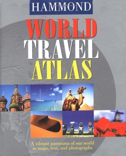 9780843719826: Hammond World Travel Atlas