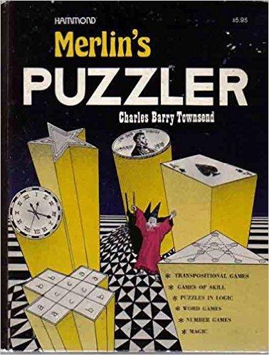 9780843721003: Merlin's puzzler