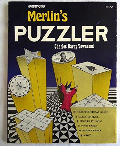 9780843721041: Merlin's Puzzler: Three