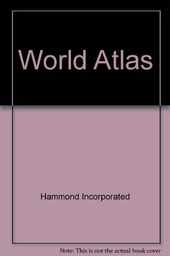 9780843724998: World Atlas