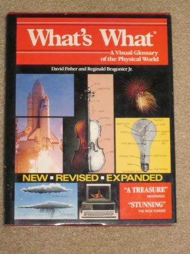 9780843733228: What's what, a visual glossary of the physical world