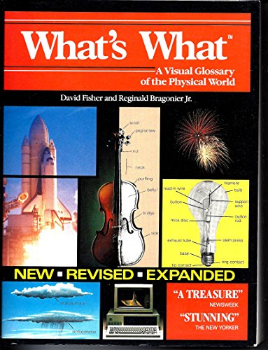 9780843733303: What's What: A Visual Glossary of the Physical World