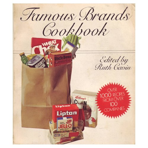 9780843733945: Famous Brands Cookbook