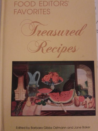 9780843733969: Food Editors' Favorites: Treasured Recipes
