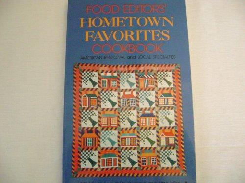 Food Editor's Hometown Favorites Cookbook: MADD