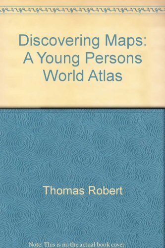 9780843734126: Discovering Maps: A Young Persons World Atlas