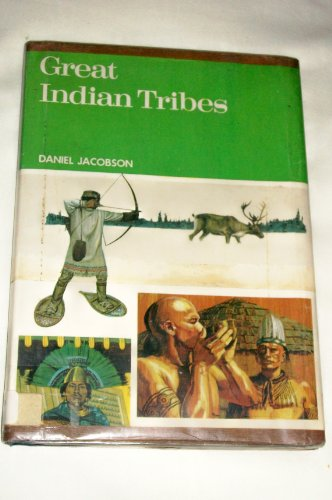 9780843738186: Great Indian tribes