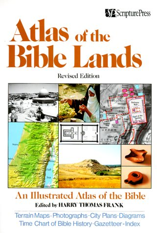 9780843770551: Atlas of the Bible Lands