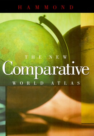 9780843771008: The New Comparative World Atlas