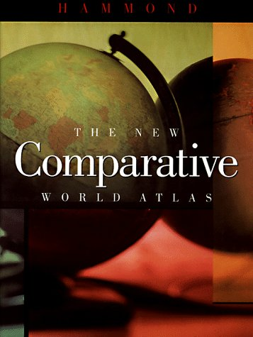 9780843771015: The New Comparative World Atlas (Hammond New Comparative World Atlas)