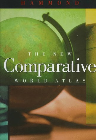 9780843771039: The New Comparative World Atlas: (With) Giant World Wall Map (Hammond New Comparative World Atlas)