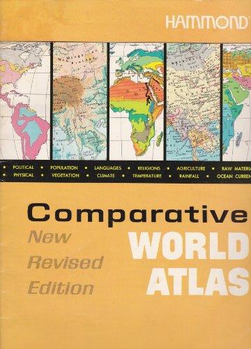 9780843771107: Comparative World Atlas