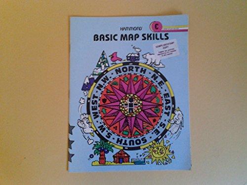 9780843774139: Basic map skills (A map study book)