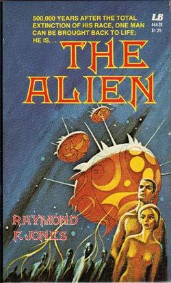 9780843904444: The Alien (Leisure SF, 444)