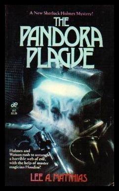 9780843909173: The Pandora Plague (Sherlock Holmes)