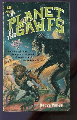 9780843911138: Planet of the Gawfs (Inflation Fighter Series)