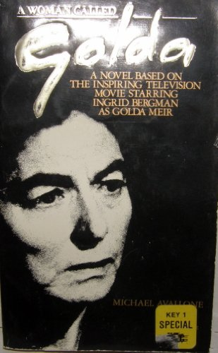 A Woman Called Golda (084391114X) by Michael Avallone