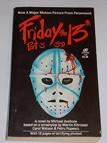 9780843911640: Friday the 13th, Part 3: 3-D