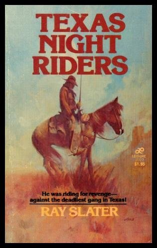 9780843920239: Texas Night Riders