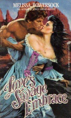 9780843924558: Love's Savage Embrace