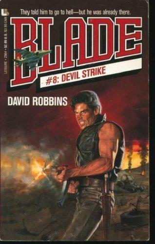9780843929645: Devil Strike (Blade)
