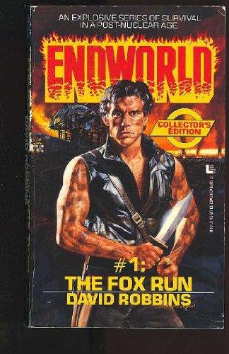 9780843931051: The Fox Run (Endworld)