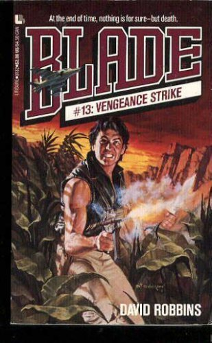 Vengeance Strike (Blade): Robbins, David