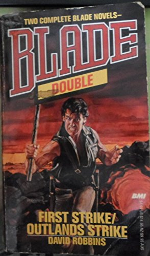 First Strike/Outlands Strike (Blade Double): Robbins, David