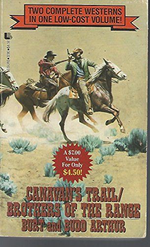 9780843932805: Canavan's Trail / Brothers of the Range