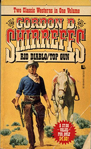 9780843934403: Rio Diablo/Top Gun/Two Westerns in One