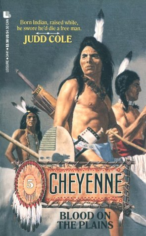 9780843934410: Blood on the Plains (Cheyenne)