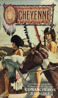 9780843934960: Comancheros (Cheyenne)
