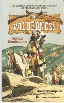 9780843935110: Savage Rendezvous (Wilderness)