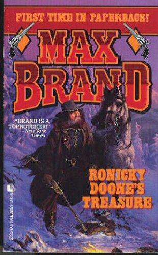 9780843937480: Ronicky Doone's Treasure