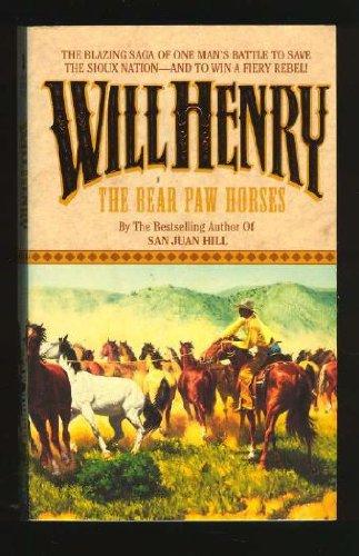 9780843940558: The Bear Paw Horses