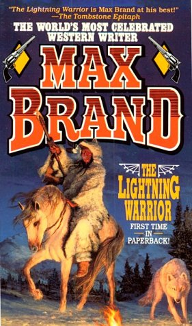 The Lightning Warrior (084394420X) by Brand, Max