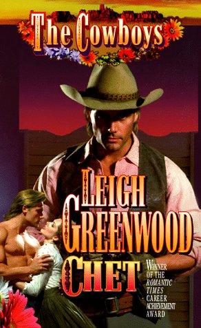 9780843944259: The Cowboys: Chet (The Cowboys , No 4)